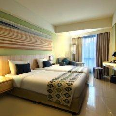 Отель Citadines Kuta Beach Bali 4* Студия с 2 отдельными кроватями фото 8