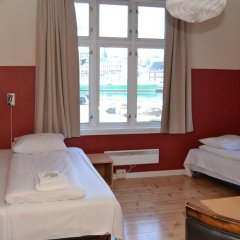 Skansen Hotel 2* Номер Эконом с двуспальной кроватью фото 4
