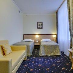 Гостиница Центральная комната для гостей фото 7