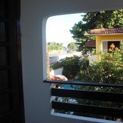Отель Aguamarinha Pousada 2* Стандартный номер с различными типами кроватей фото 8