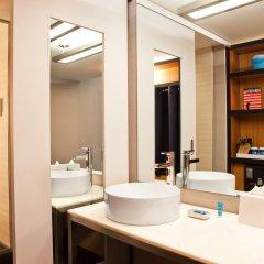 Отель Aloft Chicago City Center Стандартный номер с различными типами кроватей