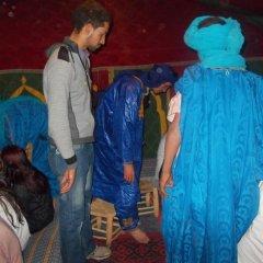 Отель Bivouac Draa Марокко, Загора - отзывы, цены и фото номеров - забронировать отель Bivouac Draa онлайн развлечения