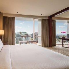 Отель Regent Beijing 5* Стандартный номер с различными типами кроватей фото 2