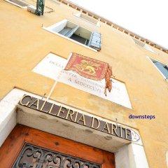 Отель Sasmi Италия, Венеция - отзывы, цены и фото номеров - забронировать отель Sasmi онлайн балкон