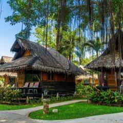 Отель Sunset Village Beach Resort 4* Бунгало с различными типами кроватей фото 3