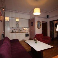 Отель Apartament Gratia Rosa Сопот комната для гостей фото 3