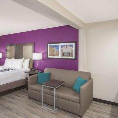 Отель La Quinta Inn & Suites Effingham 2* Люкс повышенной комфортности с различными типами кроватей