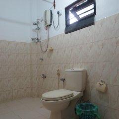 Отель Jungle Holiday Home Хиккадува ванная