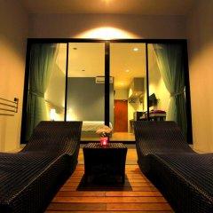 Отель The Fusion Resort спа