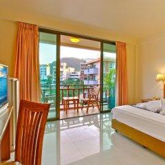 Orchid Garden Hotel 3* Улучшенный номер с двуспальной кроватью фото 2