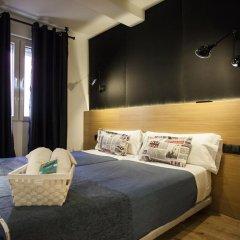 Отель Hostal CC Malasaña Стандартный номер с двуспальной кроватью фото 13