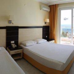 Kleopatra Balik Hotel 3* Стандартный номер с различными типами кроватей фото 6