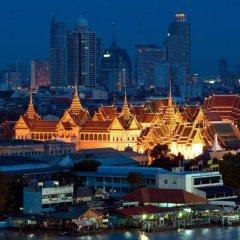 Отель P & R Residence Бангкок пляж