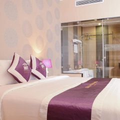 Hai Ba Trung Hotel and Spa 5* Люкс с различными типами кроватей фото 4