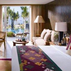 Отель Mandarin Oriental Sanya 5* Номер с террасой фото 6
