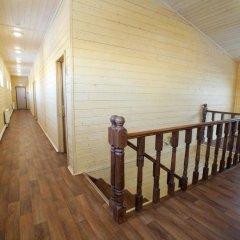 Гостиница Катюша Стандартный номер двуспальная кровать фото 7