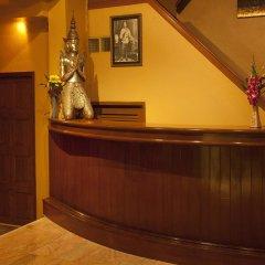 Pattaya Garden Apartments Boutique Hotel интерьер отеля фото 2