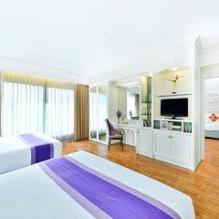 Отель Centre Point Pratunam 4* Представительский номер с разными типами кроватей фото 2