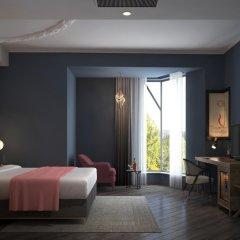Отель Tiflis Palace 4* Стандартный номер с различными типами кроватей фото 3
