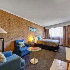Отель Bendigo Central Deborah 3* Стандартный номер с различными типами кроватей
