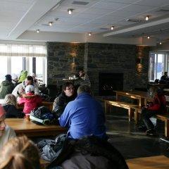 Отель Myrkdalen Fjellandsby гостиничный бар