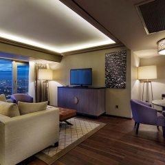 Отель Ankara Hilton 5* Люкс разные типы кроватей фото 3