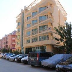 Отель Deva парковка