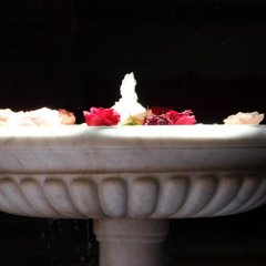 Отель Dar Al Kounouz Марокко, Марракеш - отзывы, цены и фото номеров - забронировать отель Dar Al Kounouz онлайн ванная фото 2