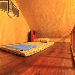 Отель Saladan Beach Resort 3* Бунгало с различными типами кроватей фото 31
