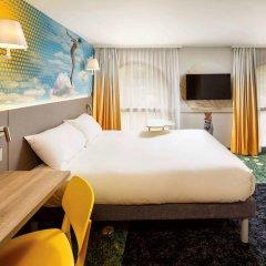 ibis Styles Manchester Portland Hotel (Newly refurbished) 3* Стандартный номер с двуспальной кроватью фото 2