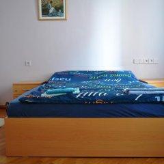 Хостел JR's House Номер Комфорт разные типы кроватей