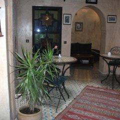 Отель Dar Bargach Марокко, Танжер - отзывы, цены и фото номеров - забронировать отель Dar Bargach онлайн интерьер отеля фото 3
