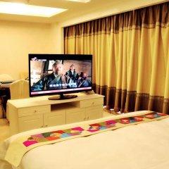 Fuyong Yulong Hotel 4* Номер Делюкс с различными типами кроватей фото 11