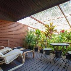 Отель Tropica Bungalow Resort 3* Люкс с различными типами кроватей фото 18