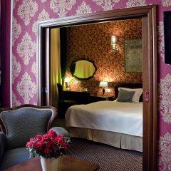 Отель SleepWalker Boutique Suites 3* Номер Делюкс с двуспальной кроватью фото 5