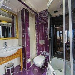 Lausos Hotel Sultanahmet 3* Стандартный номер разные типы кроватей фото 4