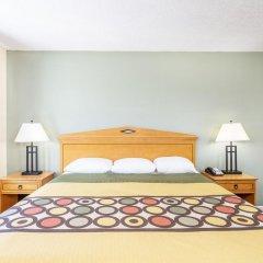 Отель Super 8 by Wyndham Manning 2* Стандартный номер с различными типами кроватей фото 3