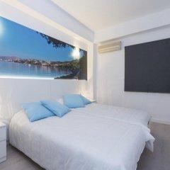 Отель Hostal Vista Alegre Стандартный номер с различными типами кроватей фото 8