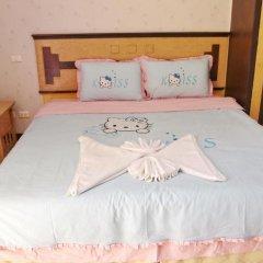 Отель B & L Guesthouse 3* Улучшенный номер с разными типами кроватей фото 9
