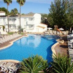Отель Apartamentos Solecito бассейн