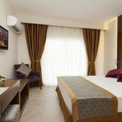 Отель Alaaddin Beach 4* Стандартный номер фото 3