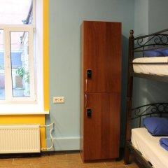 Кино Хостел на Пушкинской Стандартный номер с разными типами кроватей фото 2