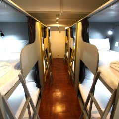 Отель TKT's Row House Стандартный номер с различными типами кроватей фото 2