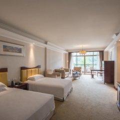 Guangzhou Phoenix City Hotel 4* Представительский номер с разными типами кроватей фото 4