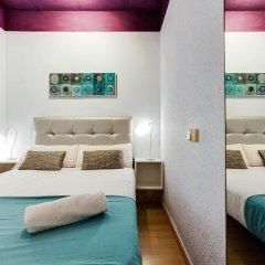 Отель Deep Purple Испания, Барселона - отзывы, цены и фото номеров - забронировать отель Deep Purple онлайн комната для гостей фото 3