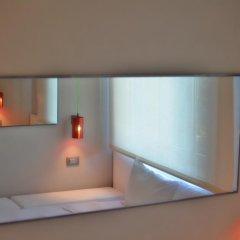 Отель Allegroitalia Espresso Darsena 3* Стандартный номер с двуспальной кроватью фото 7