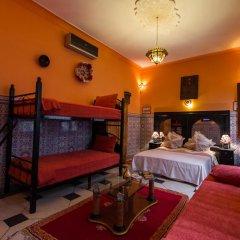 Отель Dar Ahl Tadla Марокко, Фес - отзывы, цены и фото номеров - забронировать отель Dar Ahl Tadla онлайн интерьер отеля фото 3