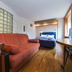 Апартаменты Central Apartments Апартаменты с разными типами кроватей фото 5