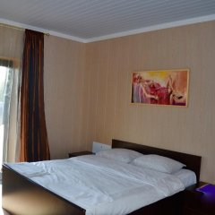 Мини-Отель Внучка Стандартный номер с двуспальной кроватью (общая ванная комната) фото 6