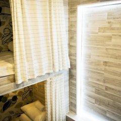 Хостел Казанское Подворье Кровать в мужском общем номере с двухъярусной кроватью фото 14